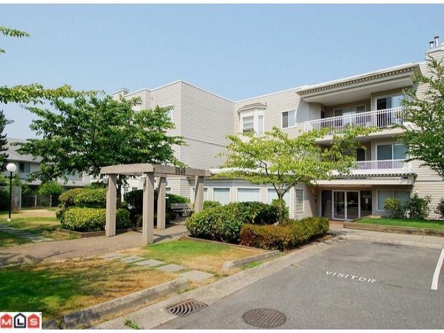 "Main Photo: 204 9948 151ST Street in Surrey: Guildford Condo for sale in ""WESTCHESTER PLACE"" (North Surrey)  : MLS®# F1102325"