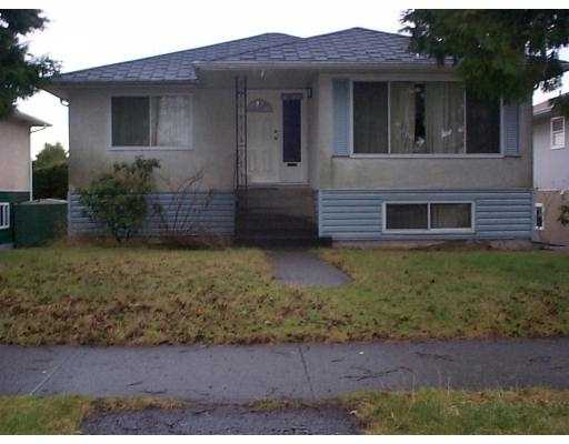 Main Photo: 6581 TYNE ST in Vancouver: Killarney VE House for sale (Vancouver East)  : MLS® # V570905
