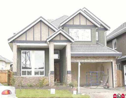 "Main Photo: 15023 34TH AV in Surrey: Morgan Creek House for sale in ""West Rosemary"" (South Surrey White Rock)  : MLS®# F2606162"