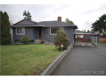 Main Photo: 593 Agnes Street in VICTORIA: SW Glanford Single Family Detached for sale (Saanich West)  : MLS® # 257318