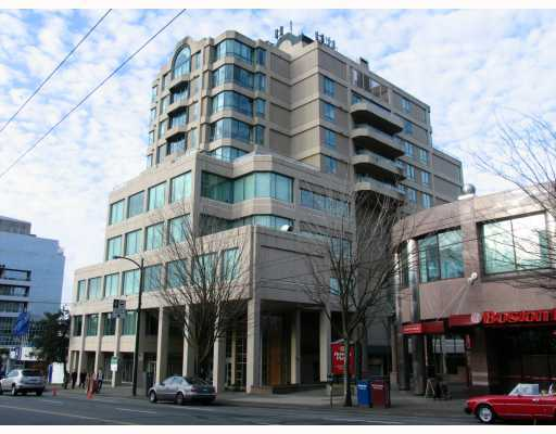 "Main Photo: 705 1355 W BROADWAY BB in Vancouver: Fairview VW Condo for sale in ""THE BROADWAY"" (Vancouver West)  : MLS®# V761495"