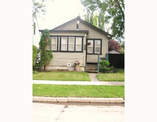 FEATURED LISTING: 20 HINDLEY Avenue WINNIPEG