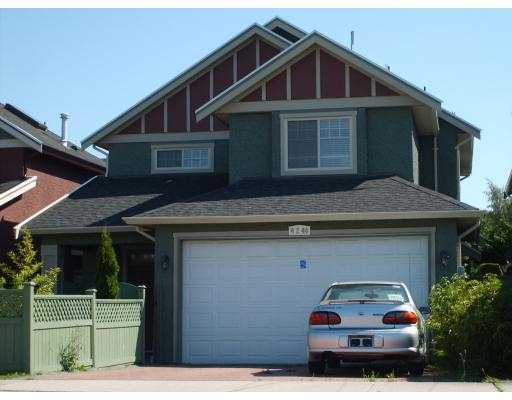 Main Photo: 4240 GARRY Street in Richmond: Steveston South House for sale : MLS® # V778685