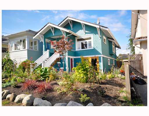 Main Photo: 4151 WINDSOR Street in Vancouver: Fraser VE House  (Vancouver East)  : MLS(r) # V787412