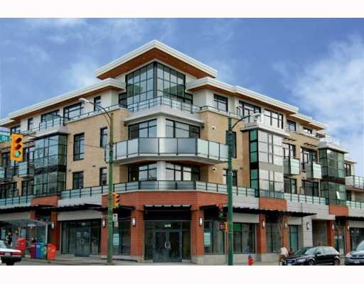 Main Photo: 201 2020 ALMA Street in Vancouver: Kitsilano Condo for sale (Vancouver West)  : MLS®# V822231