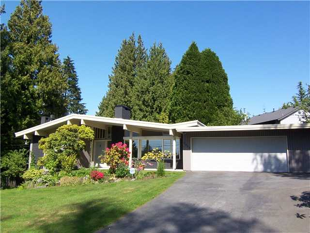 Main Photo: 5860 SPERLING Avenue in Burnaby: Deer Lake House for sale (Burnaby South)  : MLS® # V825519