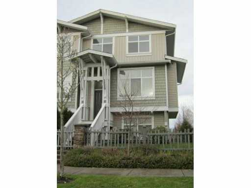 "Main Photo: 12 9333 SILLS Avenue in Richmond: McLennan North Townhouse for sale in ""JASMINE LANE"" : MLS® # V860618"