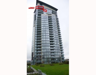 "Main Photo: 2901 5611 GORING Street in Burnaby: Central BN Condo for sale in ""LEGACY"" (Burnaby North)  : MLS® # V749346"