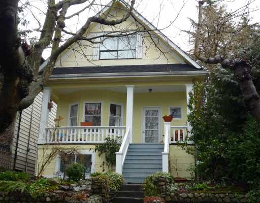 Main Photo: 3250 DUMFRIES Street in Vancouver: Knight House for sale (Vancouver East)  : MLS®# V754900