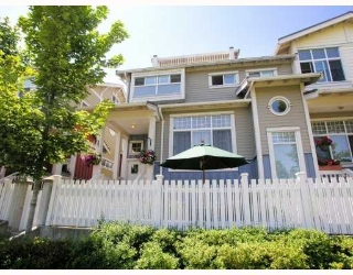 Main Photo: 14 12333 ENGLISH Avenue in Richmond: Steveston South Townhouse for sale : MLS(r) # V769949