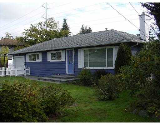 "Main Photo: 1084 53A Street in Tsawwassen: Tsawwassen Central House for sale in ""TSAWWASSEN HEIGHTS"" : MLS® # V789669"