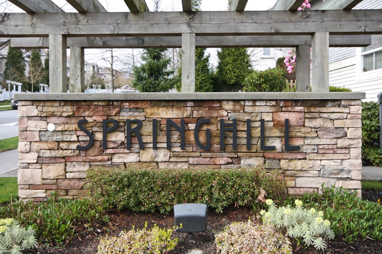 "Main Photo: 40 15065 58TH Avenue in Surrey: Sullivan Station Townhouse for sale in ""Springhill"" : MLS® # F1005544"