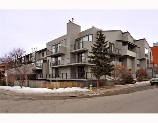 Main Photo: 302 1732 9A Street SW in CALGARY: Lower Mount Royal Condo for sale (Calgary)  : MLS® # C3414606