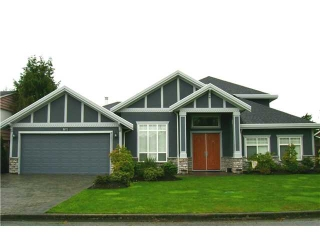 "Main Photo: 8471 FAIRWAY Road in Richmond: Seafair House for sale in ""SEAFAIR"" : MLS® # V865300"