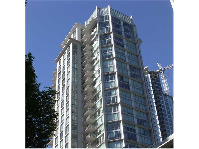 "Main Photo: 608 565 SMITHE Street in Vancouver: Downtown VW Condo for sale in ""VITA"" (Vancouver West)  : MLS®# V868555"