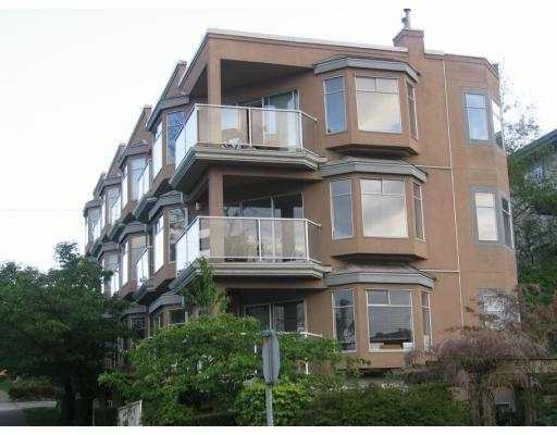 Main Photo: 303 2006 W 2ND AV in Vancouver: Kitsilano Condo for sale (Vancouver West)  : MLS®# V592379