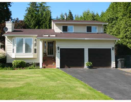 Main Photo: 903 HUBER Drive in Port_Coquitlam: Oxford Heights House for sale (Port Coquitlam)  : MLS® # V768492
