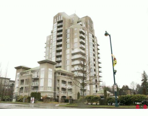 "Main Photo: 1506 10523 UNIVERSITY Drive in Surrey: Whalley Condo for sale in ""GRANDVIEW COURT"" (North Surrey)  : MLS®# F2927641"