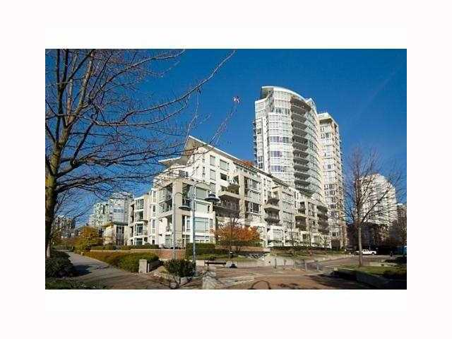 Main Photo: 1202 1383 MARINASIDE Crescent in Vancouver: False Creek North Condo for sale (Vancouver West)  : MLS® # V814667