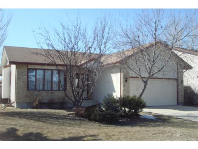 Main Photo: 2 Invermere Street in WINNIPEG: Fort Garry / Whyte Ridge / St Norbert Residential for sale (South Winnipeg)  : MLS(r) # 1004848
