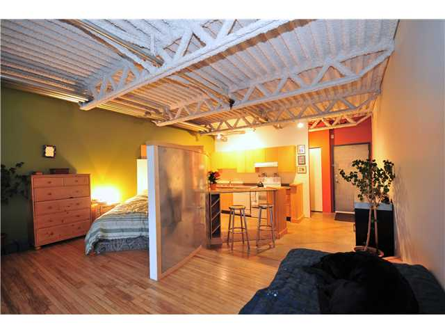 "Main Photo: 329 350 E 2ND Avenue in Vancouver: Mount Pleasant VE Condo  in ""MAIN SPACE"" (Vancouver East)  : MLS(r) # V861980"