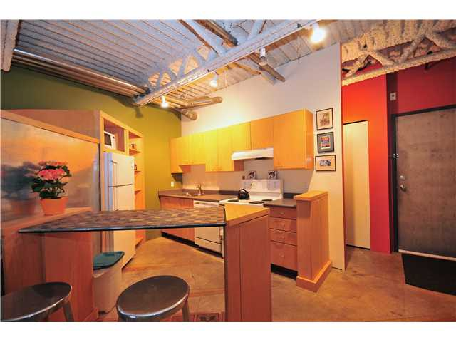 "Photo 4: 329 350 E 2ND Avenue in Vancouver: Mount Pleasant VE Condo  in ""MAIN SPACE"" (Vancouver East)  : MLS(r) # V861980"