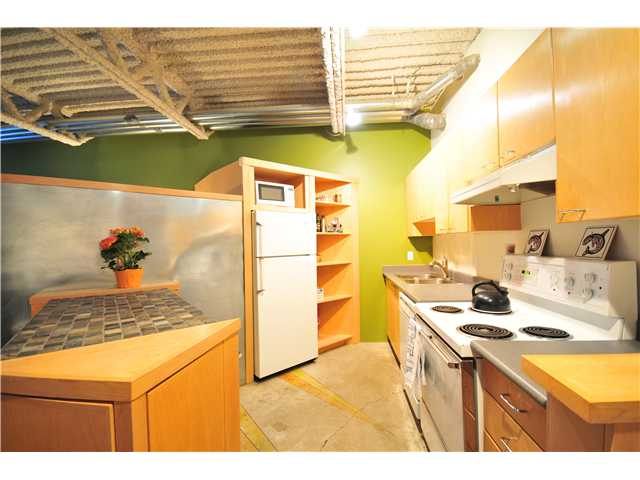 "Photo 3: 329 350 E 2ND Avenue in Vancouver: Mount Pleasant VE Condo  in ""MAIN SPACE"" (Vancouver East)  : MLS(r) # V861980"