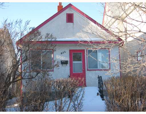 Main Photo: 824 STELLA Avenue in WINNIPEG: North End Residential for sale (North West Winnipeg)  : MLS® # 2904859