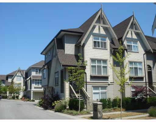 "Main Photo: 28 7288 HEATHER Street in Richmond: McLennan North Townhouse for sale in ""BARRINGTON WALK"" : MLS® # V779210"