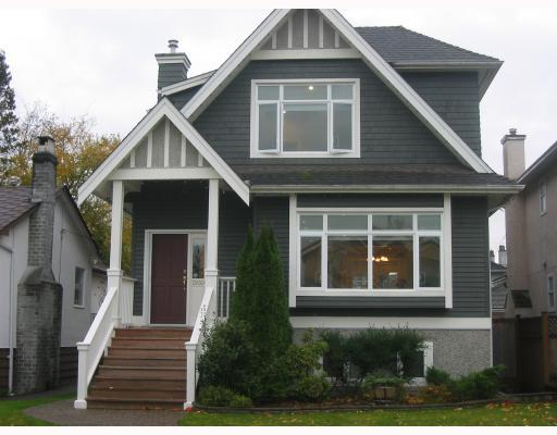 Main Photo: 2930 W 20TH Avenue in Vancouver: Arbutus House for sale (Vancouver West)  : MLS®# V807332