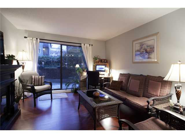 Main Photo: 110 2330 MAPLE Street in Vancouver: Kitsilano Condo for sale (Vancouver West)  : MLS® # V825430