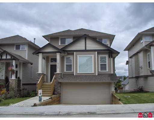 "Main Photo: 5217 BRIDLEWOOD DR in Sardis: Promontory House for sale in ""SALMONBERRY"" : MLS® # H2602240"