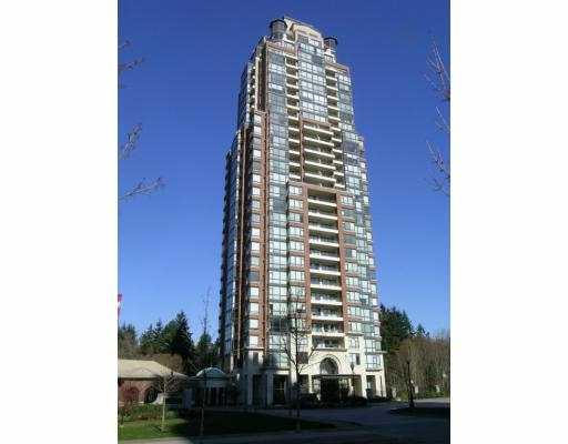 "Main Photo: 805 6837 STATION HILL Drive in Burnaby: South Slope Condo for sale in ""THE CLARIDGES"" (Burnaby South)  : MLS® # V744904"