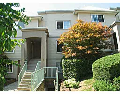 "Main Photo: 19 270 CASEY Street in Coquitlam: Maillardville Townhouse for sale in ""CHATEAU LAVAL"" : MLS® # V754922"