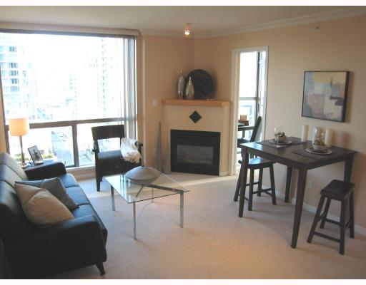 Main Photo: 1306 928 RICHARDS Street in Vancouver: Downtown VW Condo for sale (Vancouver West)  : MLS®# V756853