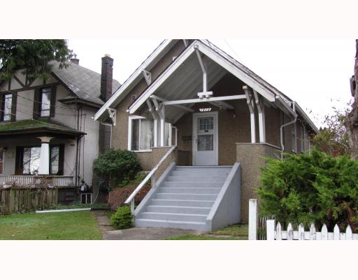 Main Photo: 1019 HAMILTON Street in New Westminster: Moody Park House for sale : MLS® # V797973
