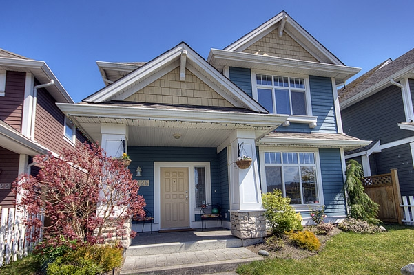 Main Photo: 12226 EWEN Avenue in Richmond: Steveston South House for sale : MLS®# V828762