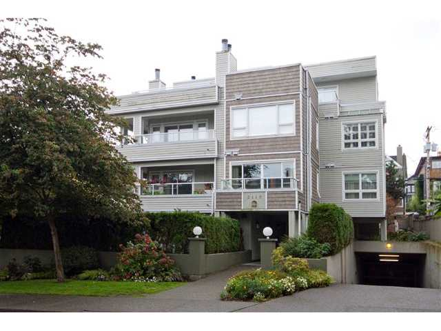 Main Photo: 202 2110 YORK Avenue in Vancouver: Kitsilano Condo for sale (Vancouver West)  : MLS® # V854972