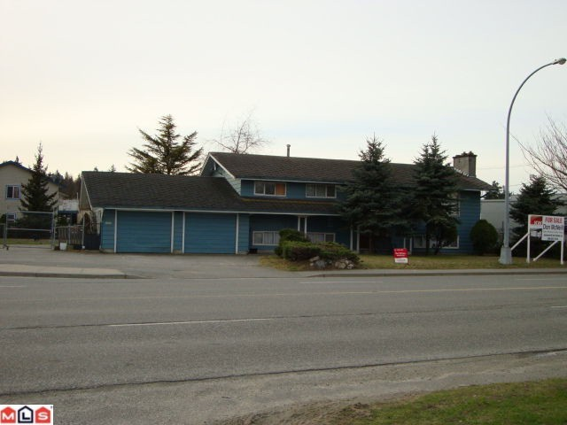 Main Photo: 30888 PEARDONVILLE Road in Abbotsford: Poplar House for sale : MLS® # F1100803