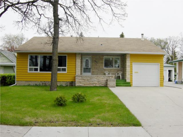 Main Photo: 442 Wallasey Street in WINNIPEG: St James Residential for sale (West Winnipeg)  : MLS® # 1008373