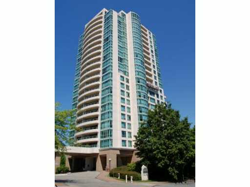 "Main Photo: 904 5833 WILSON Avenue in Burnaby: Central Park BS Condo for sale in ""PARAMOUNT TOWERS"" (Burnaby South)  : MLS®# V840799"
