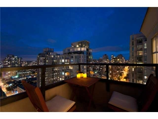 "Main Photo: 2107 989 RICHARDS Street in Vancouver: Downtown VW Condo for sale in ""MONDRIAN"" (Vancouver West)  : MLS® # V846027"