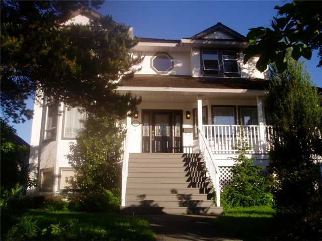 Main Photo: 118 DURHAM Street in New Westminster: GlenBrooke North House for sale : MLS® # V852286