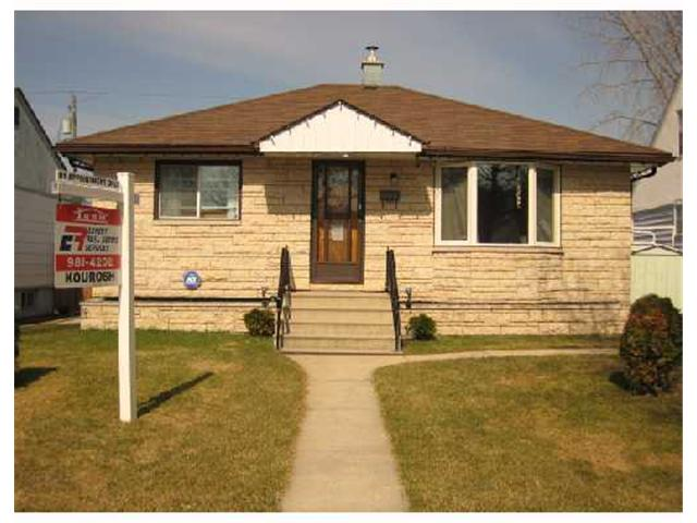 Main Photo: 502 RADFORD Street in WINNIPEG: North End Residential for sale (North West Winnipeg)  : MLS® # 2806275