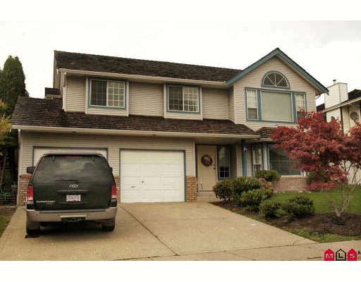 Main Photo: 31279 WAGNER Drive in Abbotsford: Abbotsford West House for sale : MLS® # F2827577