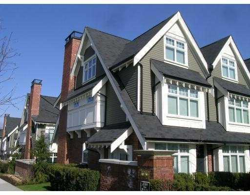 "Main Photo: 3858 WELWYN Street in Vancouver: Victoria VE Townhouse for sale in ""STORIES"" (Vancouver East)  : MLS®# V774783"
