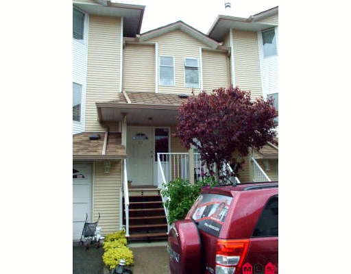 "Main Photo: 32 3087 IMMEL Street in Abbotsford: Central Abbotsford Townhouse for sale in ""CLAYBURN ESTATES"" : MLS(r) # F2910246"