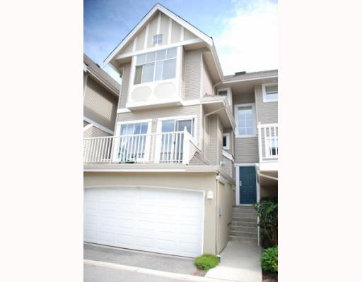 "Main Photo: 9 7488 MULBERRY Place in Burnaby: The Crest Townhouse for sale in ""Sierra Ridge"" (Burnaby East)  : MLS(r) # V775235"