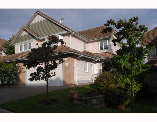 "Main Photo: 24 1751 PADDOCK Drive in Coquitlam: Westwood Plateau Townhouse for sale in ""WORTHING GREEN"" : MLS® # V775478"