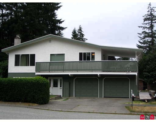 "Main Photo: 4653 197TH Street in Langley: Langley City House for sale in ""MASON HEIGHTS"" : MLS® # F2916893"